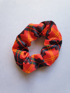 Red Scrunchie - In Stock