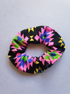Aztec Scrunchie - In Stock