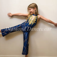 Load image into Gallery viewer, Girls Size 8 - Leotard with matching Pants - In Stock