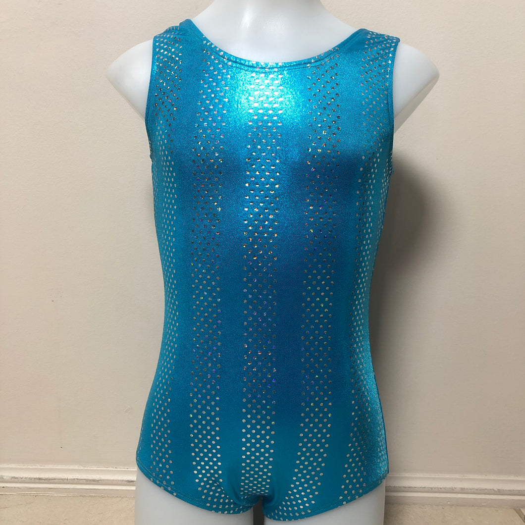 SALE Round Neck Leotard - Multiple Sizes Available