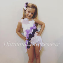Load image into Gallery viewer, Girls Size 6 - Lyrical Dance Costume - In Stock