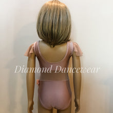 Load image into Gallery viewer, Girls size 4- Dusty Pink Dance Costume - In Stock