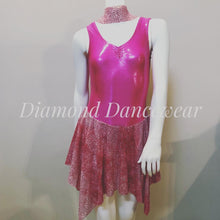 Load image into Gallery viewer, Pink Budget Lyrical Dress - Girls 10 In Stock