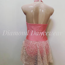 Load image into Gallery viewer, Adult Size 8 - Peach and Apricot Lyrical Costume - In Stock
