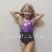 Load image into Gallery viewer, Two Tone Dance Leotard - Multiple Sizes Available