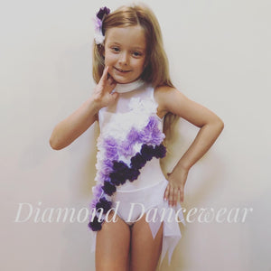 Girls Size 6 - Lyrical Dance Costume - In Stock