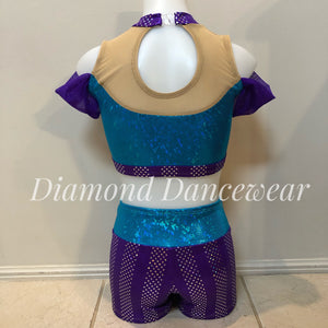 Girls Size 10 - Genie Costume - In Stock