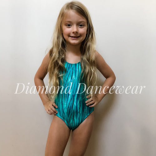 Round Neck Leotard - Multiple Sizes Available