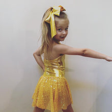 Load image into Gallery viewer, You Are My Sunshine Jazz Costume - Girls 6 In Stock
