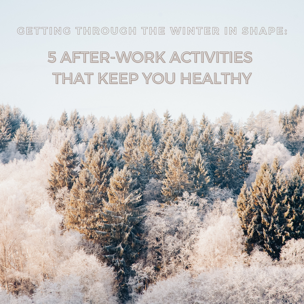 after-work sports in winter