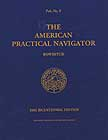 """1981 American Practical Navigator - Bowditch Volume Two"""