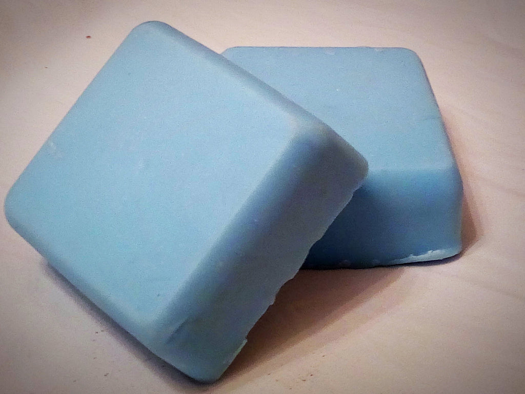 Menthol & Mint Body Shampoo Soap <br> without Loofah <br> 2pcs