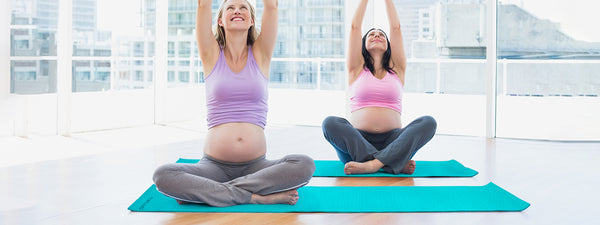 Are you allowed to do pregnant yoga?