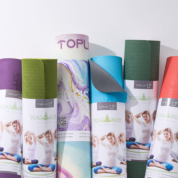 What do the colors of yoga mat affect your yoga practice ?