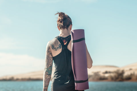 Toplus Yoga Mat-eco friendly