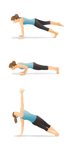 planks to lose weight