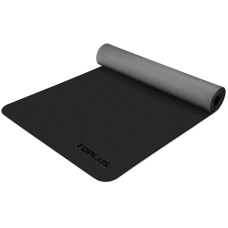 TOPLUS 1/4 Non-slip Eco Friendly Yoga Mat——Chain pattern pattern