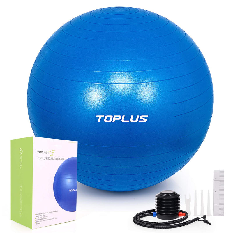TOPLUS Exercise Ball, Yoga Ball