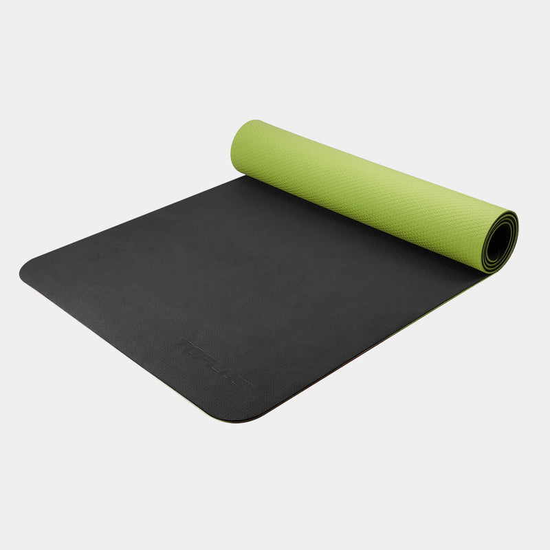 natural yoga mat