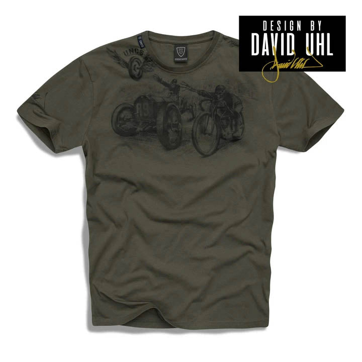 tshirt by David Uhl for sale