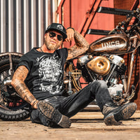 Custom motorcycle | Biker | Custom Chopper
