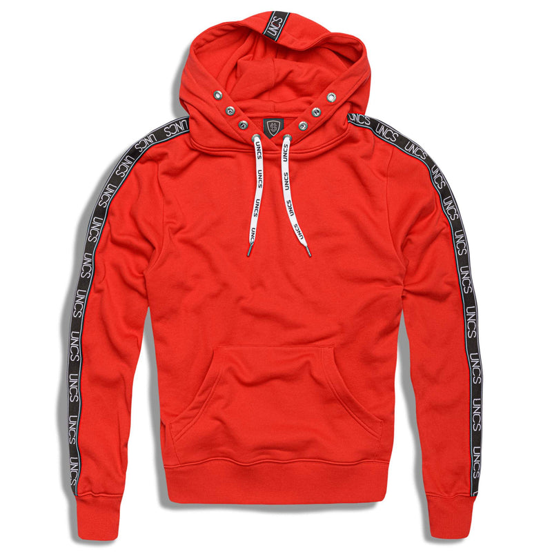 beautiful red hoodie for women