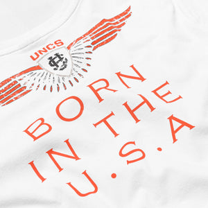 born in the usa design