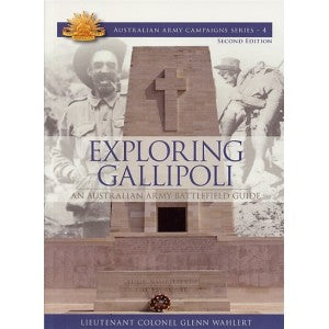 Book - Exploring Gallipoli