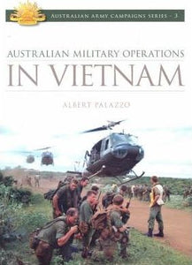 Book - Australian Military Operations in Vietnam