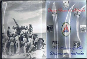 DVD – AADAA (A Pictorial History of Air Defence)