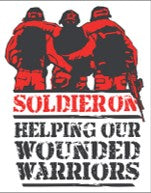 Bumper Sticker - Soldier On