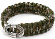 Soldier On - Para-cord Wrist Band