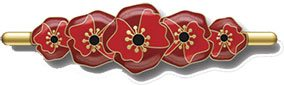 Ladies Remembrance Brooch