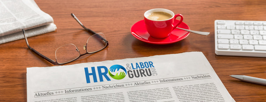 Newsletter #1 - HR & Labor Guru Inc.