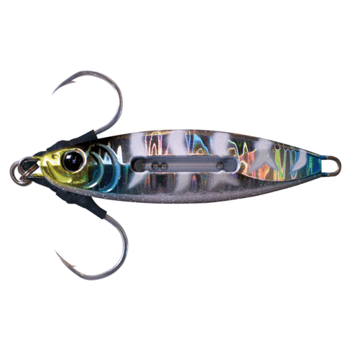 Metal Jacker SJ Black Zebra Jig