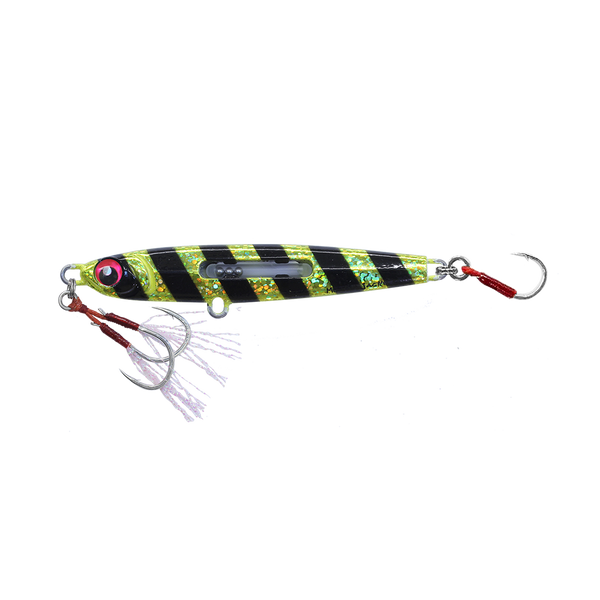 Metal Jacker Type A Killer Bee Jig