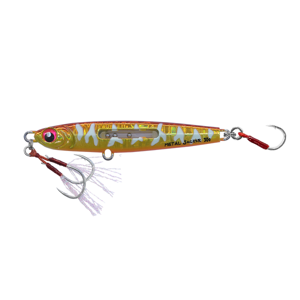 Metal Jacker Type A Copper Tiger Jig