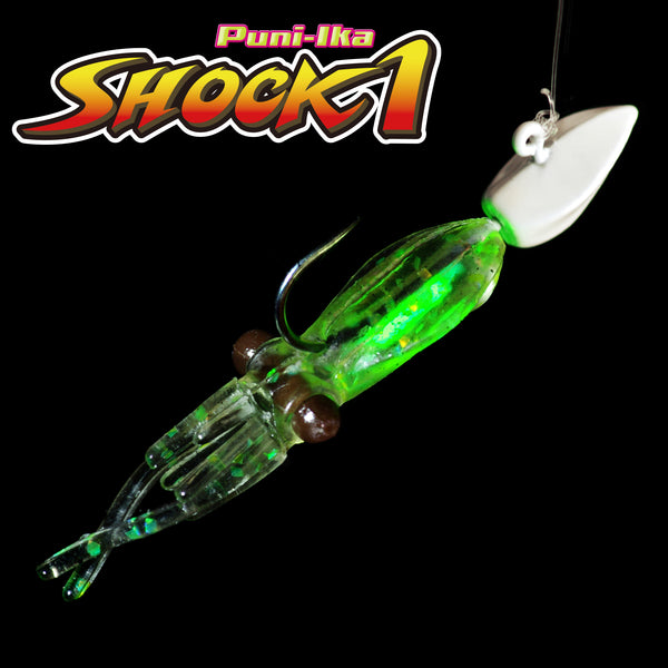 Puni-Ika Squishy Squid SHOCK-1