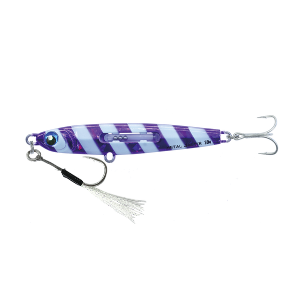 Metal Jacker Type B Purple Slash Jig