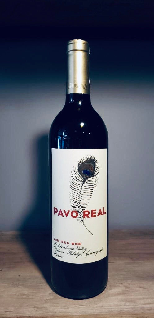 Pavo Real Red Blend