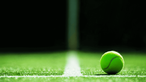 When are children ready to play tennis?