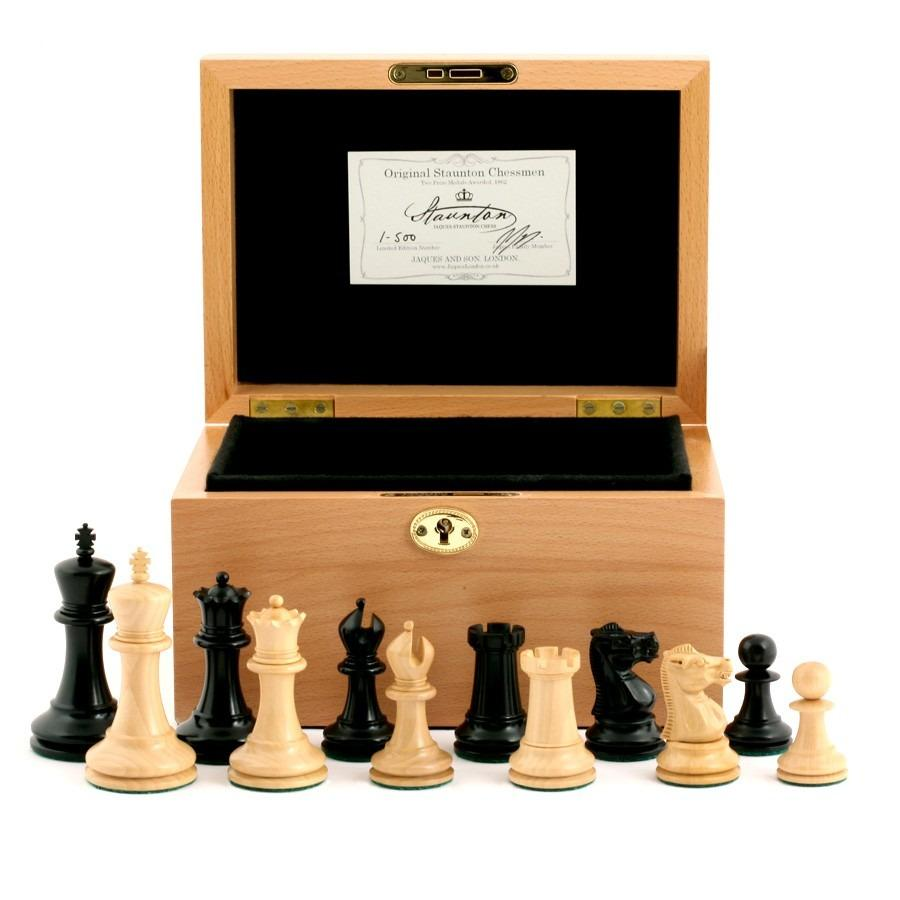 Chess set - 1855 Edition 3.5