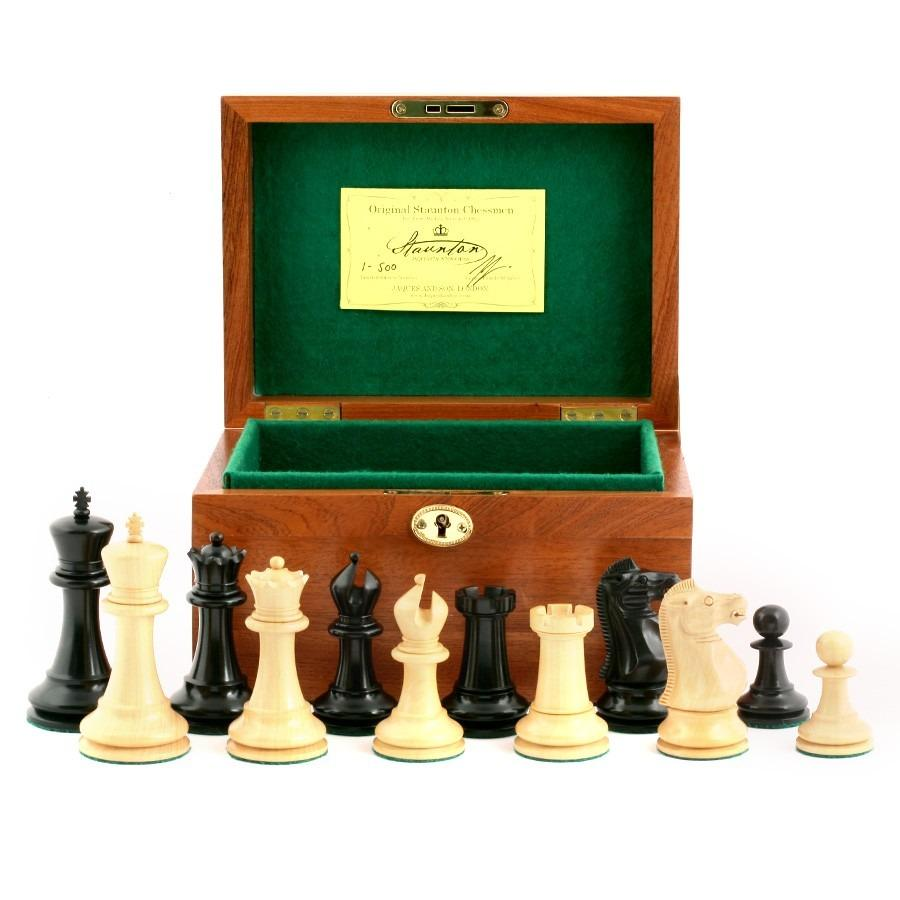 Chess set - 1855 Edition 4