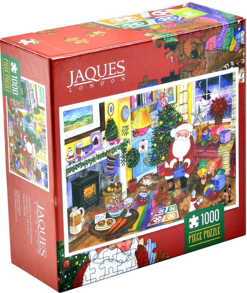 Christmas Day Puzzle 1000 Pieces