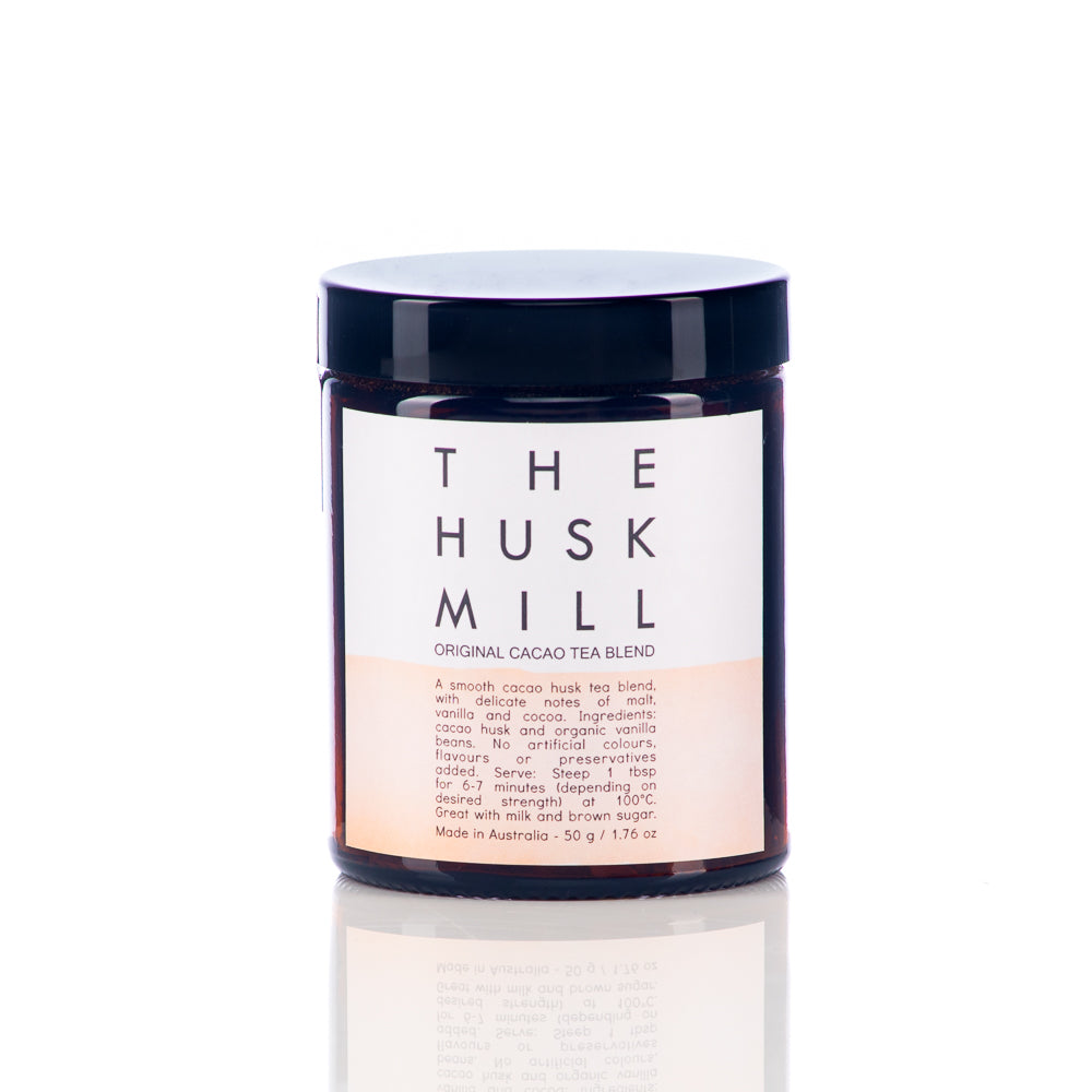 HERGIFT101 - THE HUSK MILL - Cacao Tea Blend