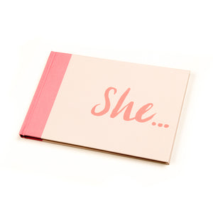 HERGIFT101 - She Book - Who is she?