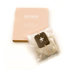 HERGIFT 101  ADDITION STUDIO - Bath Brew / Milk Bath