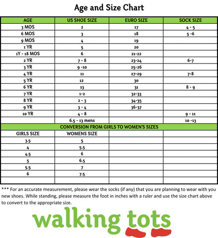 merrell size chart inches questions