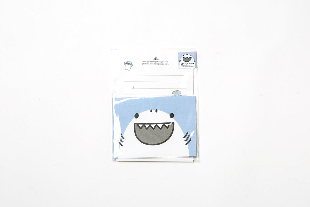 [DMV ONLY] G. Boss Mini Letter and Envelope Set 02005081