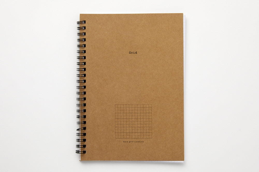 [DMV only] Artbox 4mm Grid Notebook 03008062
